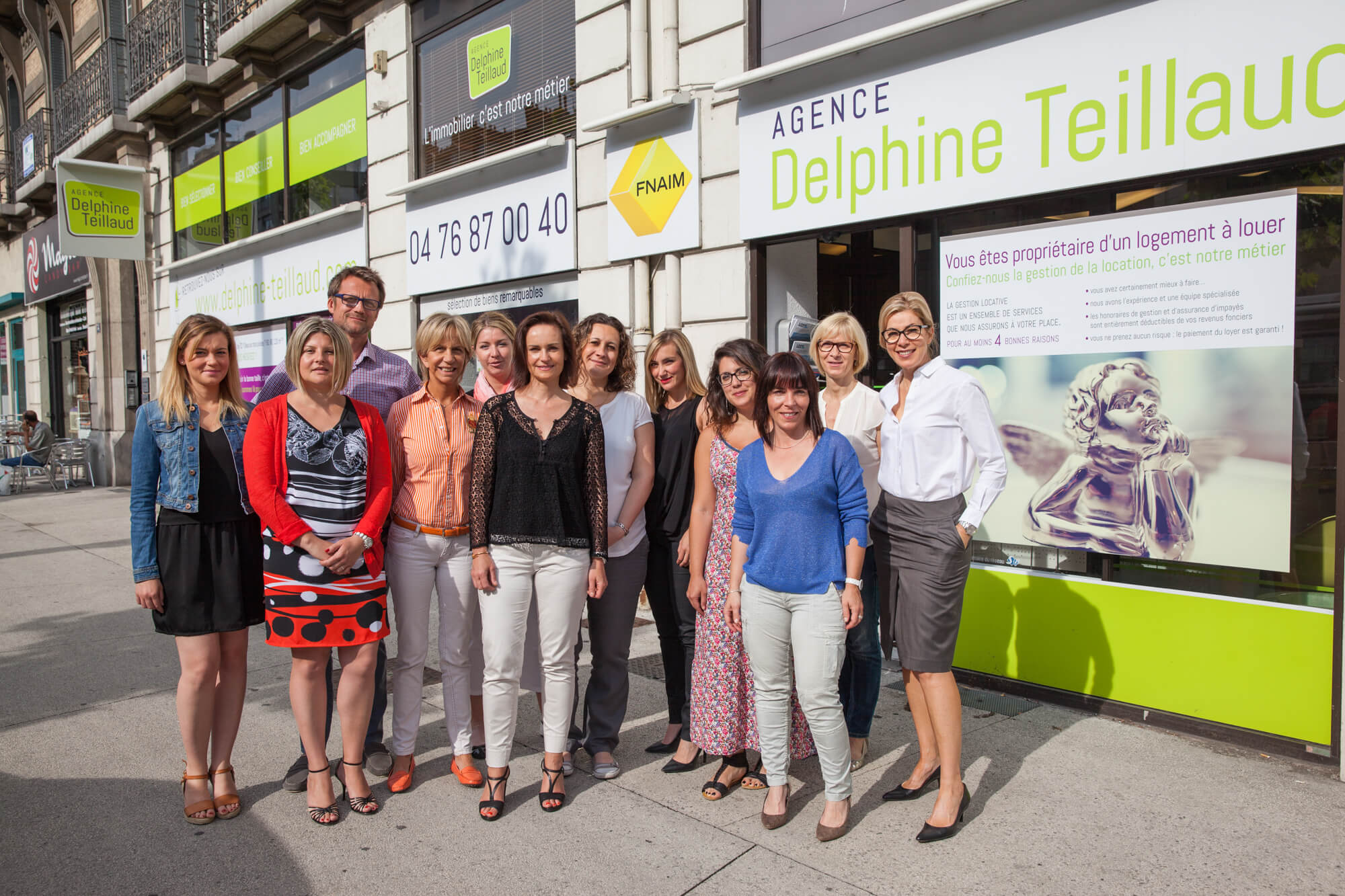 Agence Delphine Teillaud Grenoble