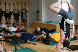 Last Edit Yoga class