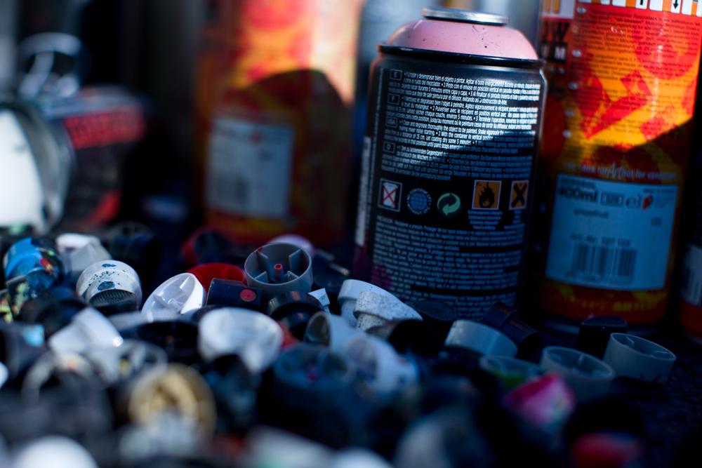 bombe de graphe street art ©AgenceWitty
