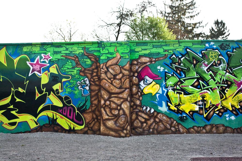 street art monde