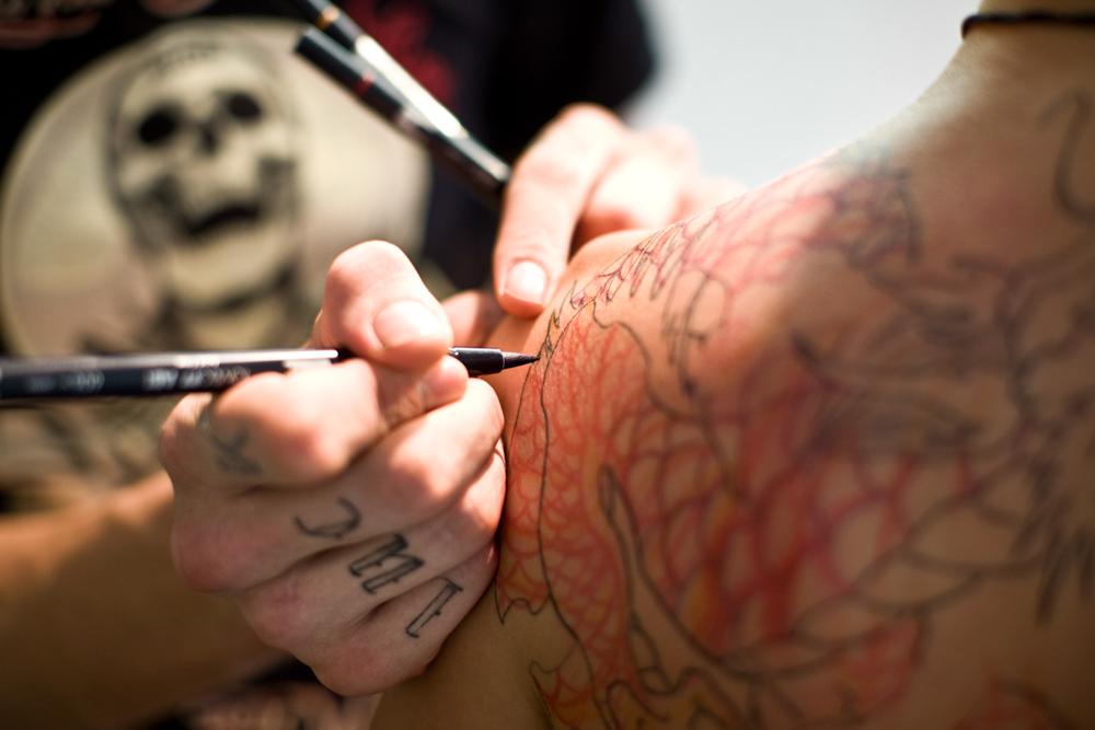 tatoueur Isère ©AgenceWitty