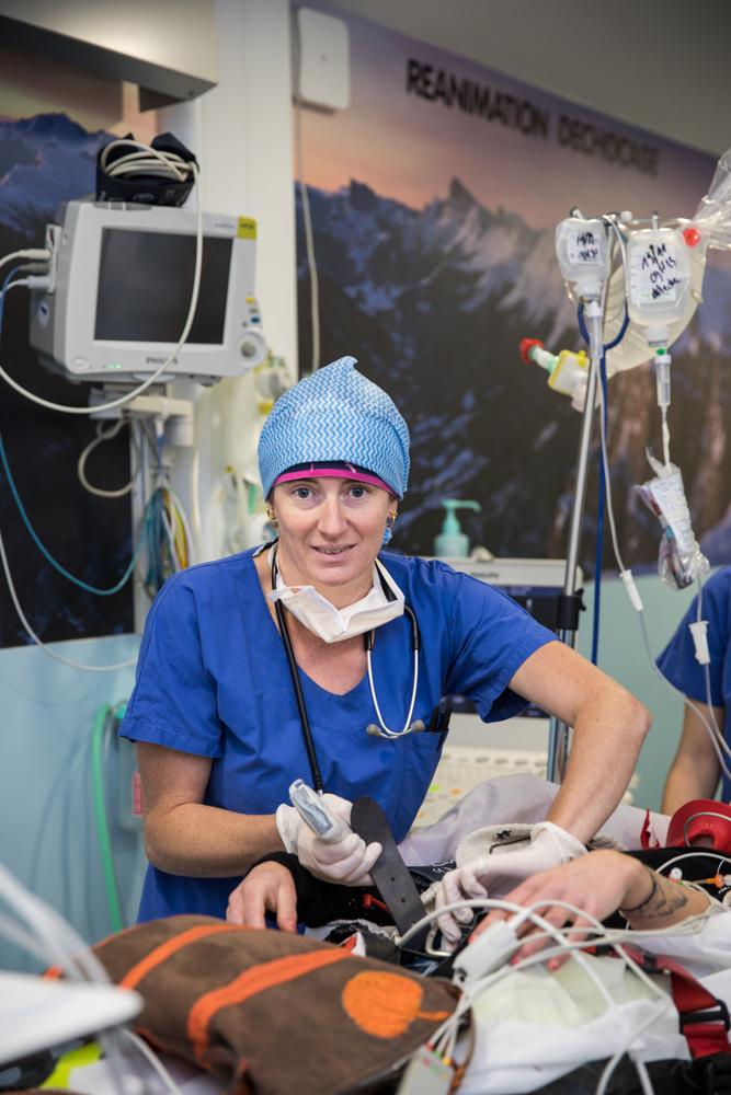 CHUGA Anesthésiste ©AgenceWitty