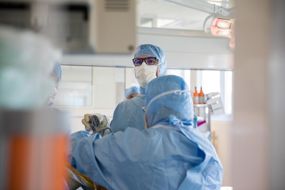 CHUGA chirurgien ©AgenceWitty